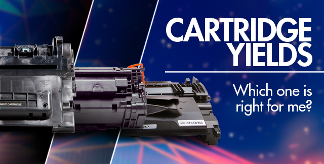 Which Cartridge Page Yield is the Right Choice?