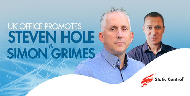 Hole and Grimes Promoted in the Reading, UK Office