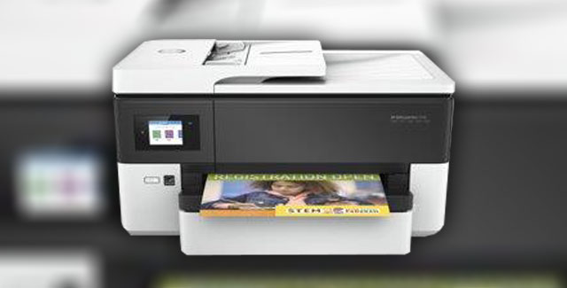 HP OfficeJet Pro 7720} Drucker-Recap