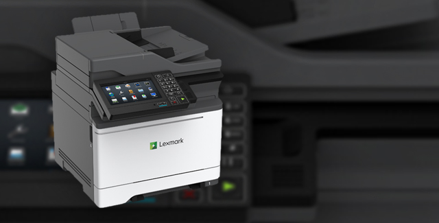 Lexmark launches new A4 color laser and large workgroup printers, A4 printer, Lexmark A4