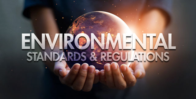 What You Need to Know about Global Environmental Standards