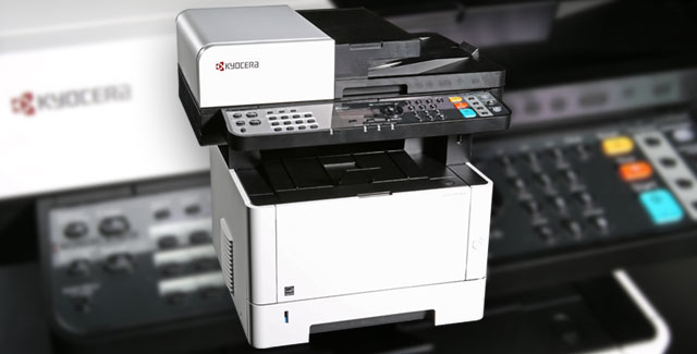 Kyocera ECOSYS M2040 printer including M2540dw and M2640idw