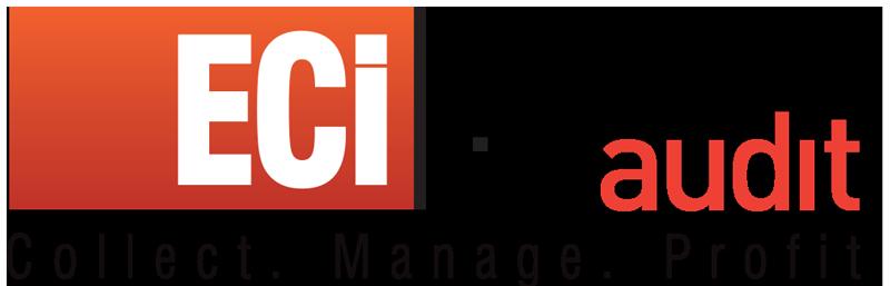 Логотип ECI FMaudit: Сборка. Управление. Прибыль